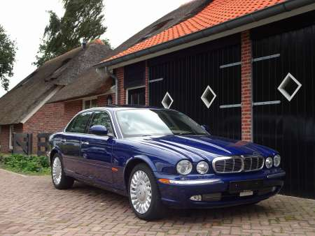 2004 Jaguar XJ V8 Super | 1e eig. | Entertainment |