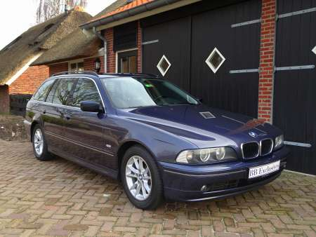 2002 BMW 530i touring Edition Exclusive
