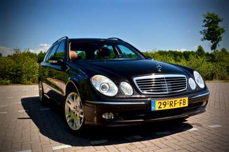 Mercedes E500 4Matic Station
