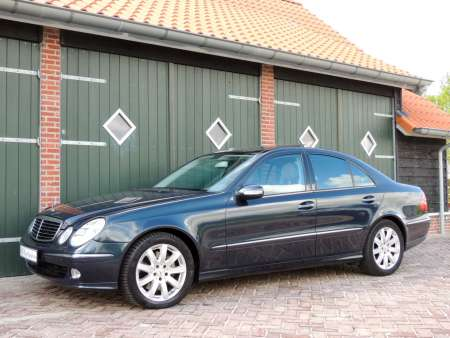 Mercedes E500 Avantgarde